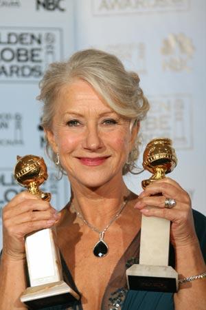 'Babel' y Helen Mirren triunfan en unos Globo de Oro que dejan a Almodóvar y Penélope sin galardón