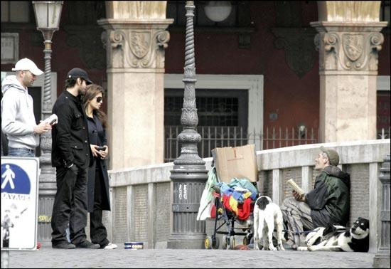 Mónica Cruz, días de amor, cine y rosas en Roma