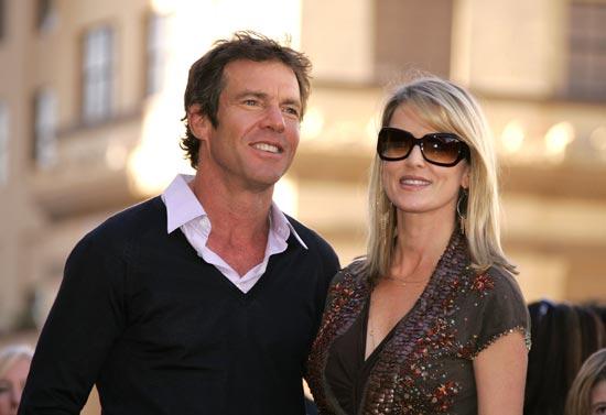Dennis Quaid y su esposa, Kimberly, serán padres de mellizos gracias a una madre de alquiler