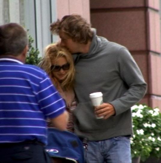 Kate Hudson y Dax Shepard, ¿un romance de verano?