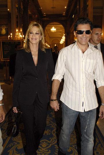 Antonio Banderas: 'Pasaré parte de las navidades en España. Mi papá está muy viejito y quiero estar con él'