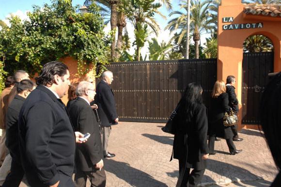 Fallece el padre de Antonio Banderas
