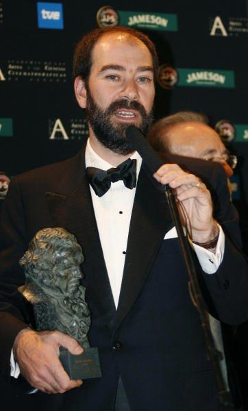 Todos los ganadores de la 22ª edición de los Premios Goya