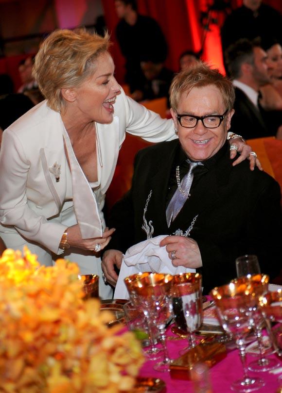 Sharon Stone: eternamente joven y bella al cumplir 50 años