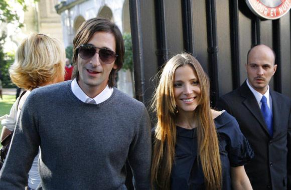 Adrien Brody y Elsa Pataky rodarán juntos una película de terror