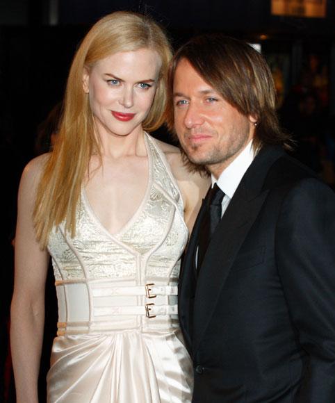 Descubierto el secreto acerca del nombre de la hija de Nicole Kidman y Keith Urban