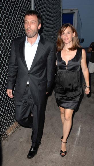 Jennifer Garner y Luciana Barroso, dos embarazadas a la última junto a sus maridos, Ben Affleck y Matt Damon