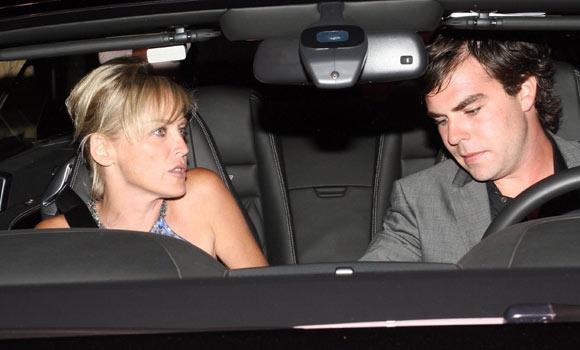 Chase Dreyfous, de 24 años, ¿nuevo amor de Sharon Stone?