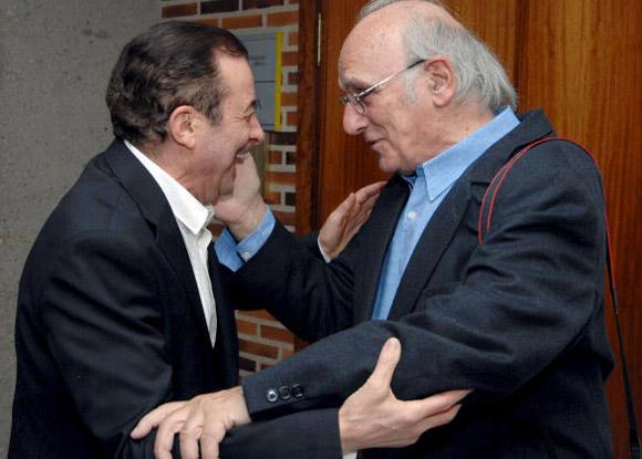 Carlos Bardem y Dafne Fernández, una relación que se consolida día a día