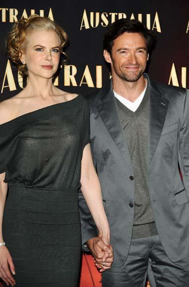 Nicole Kidman visita España con su familia