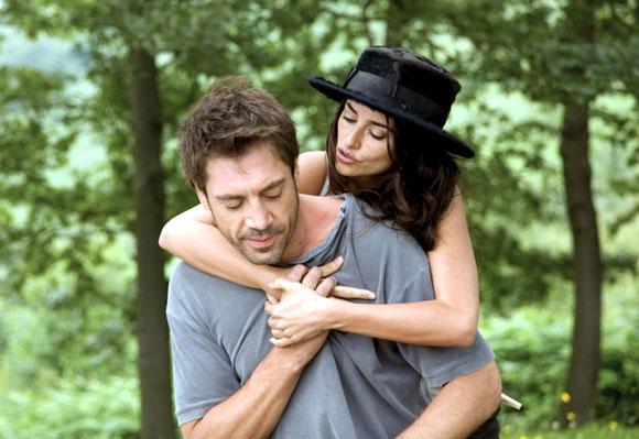 Penélope Cruz y Javier Bardem, nominados a los Globo de Oro por 'Vicky Cristina Barcelona'