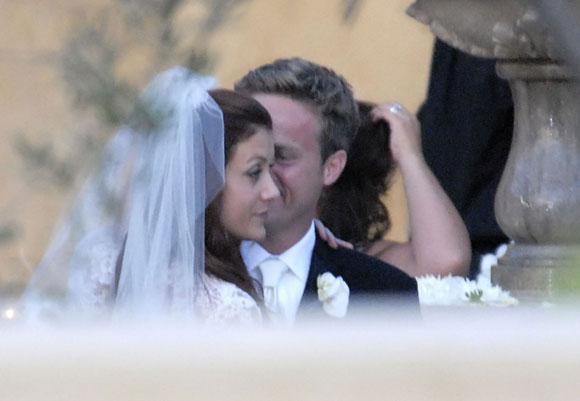 Kate Walsh y Alex Young se separan a los quince meses de su boda
