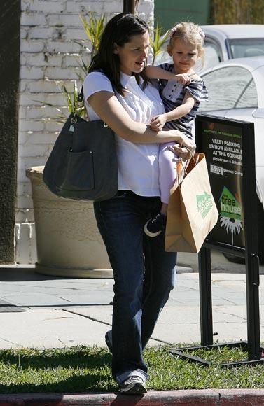 Ben Affleck y Jennifer Garner celebran el nuevo año con el nacimiento de su segunda hija