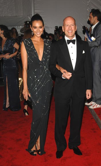 Bruce Willis y Emma Heming reaparecen tras su boda y luna de miel