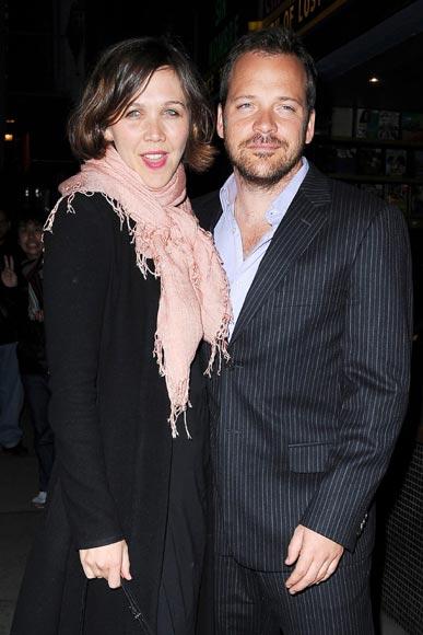 Maggie Gyllenhall se ha casado en secreto con Peter Sarsgaard