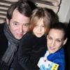 James, el hijo de Sarah Jessica Parker y Matthew Broderick, encantado de convertirse en hermano mayor