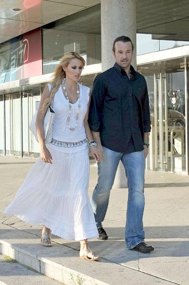 La inolvidable noche de Carolina Cerezuela y Carlos Moyá al son de las románticas baladas de U2