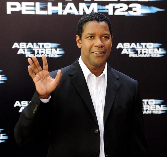Denzel Washington: 'Me encantaría conseguir un tercer Oscar en mi faceta de director'