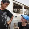 Angelina Jolie muestra de nuevo su lado más solidario en Irak, ajena a los rumores de crisis con Brad Pitt