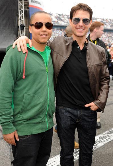 Connor, hijo de Tom Cruise y Nicole Kidman, ¿se convertirá en un nuevo ídolo de adolescentes?