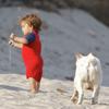 Levi, el hijo de Matthew McConaughey y Camila Alves, da sus primeros pasos