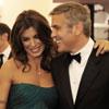 George Clooney habla por primera vez de su novia, Elisabetta Canalis: 'Si la vida es un viaje, ahora tengo una copiloto muy bella'