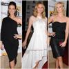 Kate Beckinsale compite en belleza con Charlize Theron y Diane Kruger en los premios de Hollywood