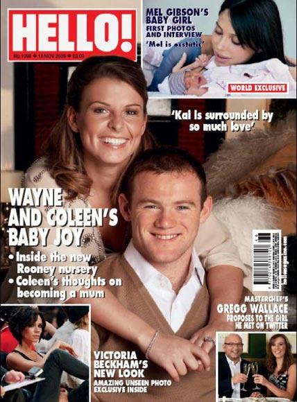 Exclusiva mundial en HELLO!: Primeras imágenes de la hija recién nacida de Mel Gibson