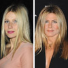 Gwyneth Paltrow y Jennifer Aniston: dos antiguos amores de Brad Pitt se reencuentran en Marrakech