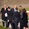 Familiares y amigos dan el último adiós a la actriz Brittany Murphy