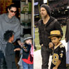 ¿Dónde estaban Angelina Jolie y Brad Pitt el día de los Globo de Oro?