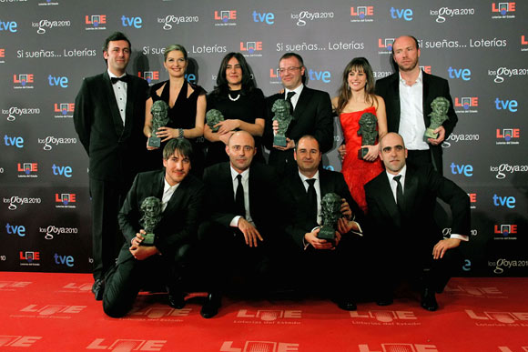 'Celda 211', gran triunfadora de los Goya con ocho premios