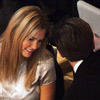 Leonardo DiCaprio y Bar Refaeli, amor, risas y confidencias en Berlín