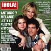 En ¡HOLA!: Antonio Banderas y Melanie Griffith posan, en exclusiva mundial al celebrar quince años de amor, con su hija Stella del Carmen en España: 'Esta es nuestra historia'