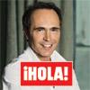 Entrevista exclusiva en ¡Hola! con Juan Ribó: 'Pastora y yo estamos muy ilusionados con el futuro de nuestra relación'