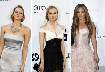 Jennifer López, Charlene Wittstock, Diane Kruger... la gala Amfar cuelga el cartel de 'no quedan entradas'