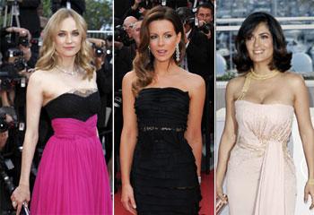 Salma Hayek, Diane Kruger y Kate Beckinsale, bellas protagonistas del fin de fiesta en Cannes
