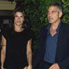George Clooney y Elisabetta Canalis, un año de noviazgo sobre ruedas