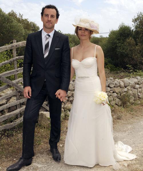 boda marÍa adÁnez (la pija de aquÍ no hay quien viva) - bodas
