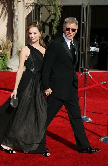 Harrison Ford y Calista Flockhart se han casado en secreto