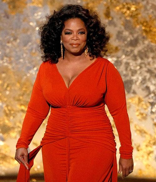 Oprah Winfrey es la celebridad más poderosa del mundo