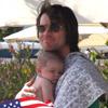 Las imágenes más enternecedoras de Jim Carrey con su nieto Jackson