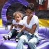 Halle Berry revive su niñez al lado de su hija Nahla