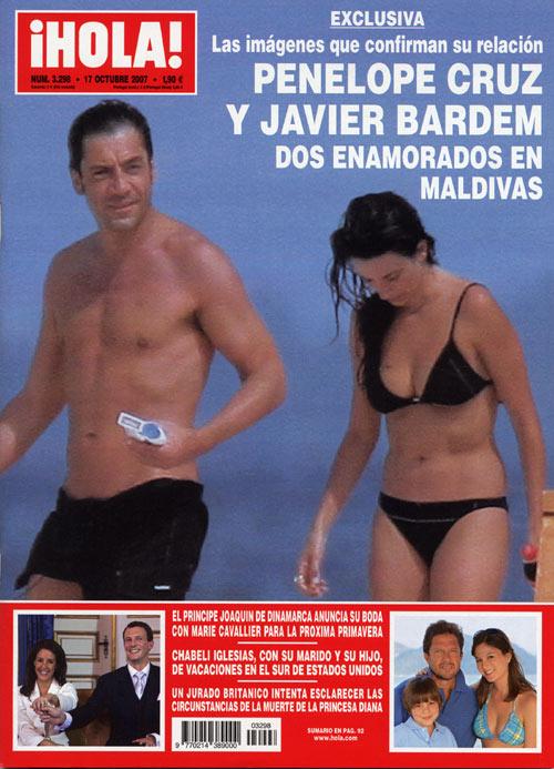 Penélope Cruz y Javier Bardem: su historia de amor en imágenes Javier Bardem Wife