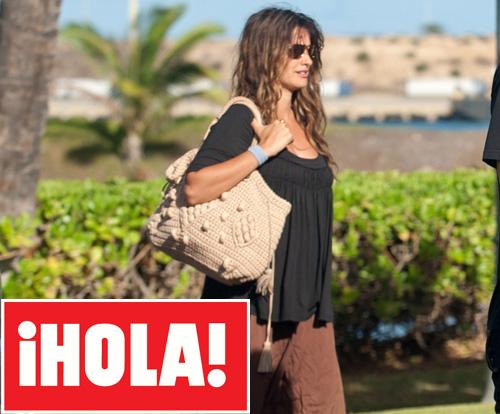 Penélope Cruz con ropa cómoda y holgada, primeros días de casada en Hawái con Javier Bardem