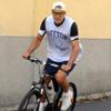 George Clooney y Elisabetta Canalis: un amor sobre ruedas