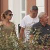 George Clooney viaja a Cerdeña para conocer a sus suegros