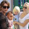 Ellen Pompeo, Naomi Watts, Sarah Jessica Parker... unas auténticas 'super mamás'