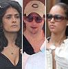 Salma Hayek, Ashton Kutcher y Demi Moore, Alicia Keys... las estrellas eligen la isla de San Bartolomé para despedir el año