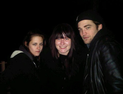 Robert Pattinson y Kristen Stewart, isla de Wight
